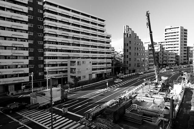 Shinjuku Mad - Plain ground 07