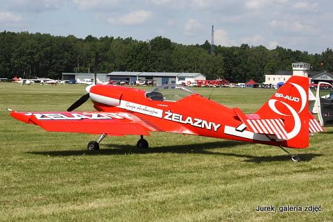 Zlin Z-50LS.