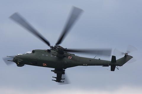 Mil Mi-24.