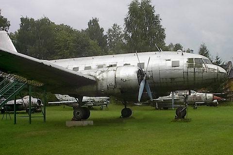 Iljuszyn Ił-14.