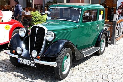 Polski Fiat 508/III Junak.