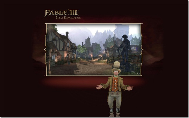 fable 3 villager wallpaper