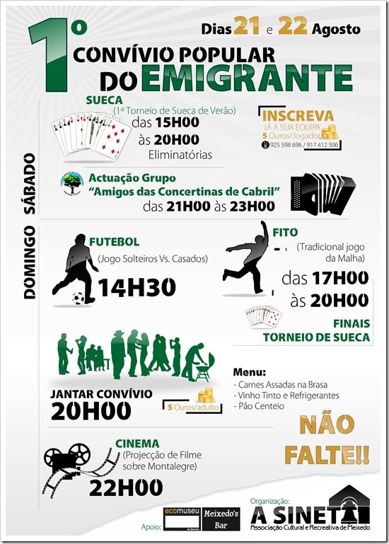 Convivio emigrante