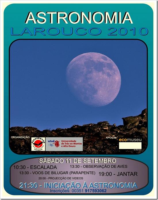 CARTAZ ASTRONOMIA 2010