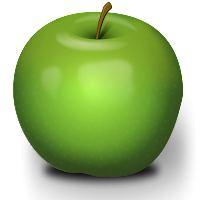 Chrisdesign_Photorealistic_Green_Apple.png