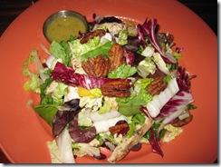 mango chix salad coastal flats