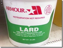 lard-yum
