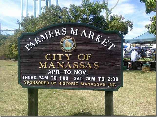 manassas farmers market