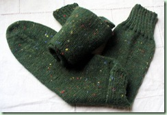 Green Ninja Socks