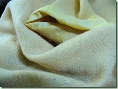 Blanket before