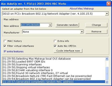 mac address 3