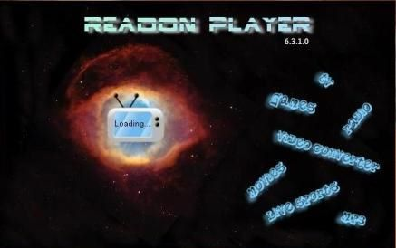 TV Readon Player Software