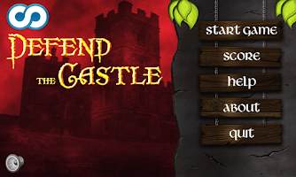 Screenshot of Defend the Castle