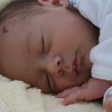 dorm cu palmutza sub obraz,ca mami :)