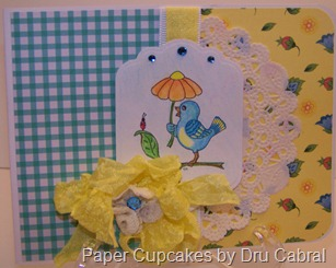 Paper Cupcakes - Springtime Frinds
