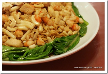 Noodles with Seafood - 3