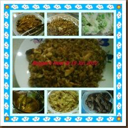 combine food