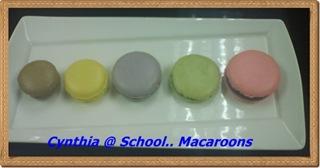 colour macaroon