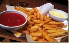batata frita picante