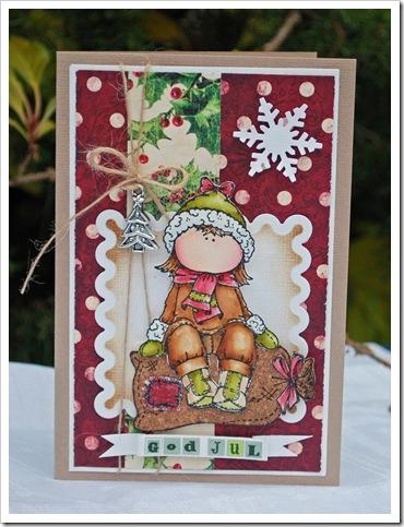 Julkort 4