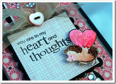 heart and thoughts detalj