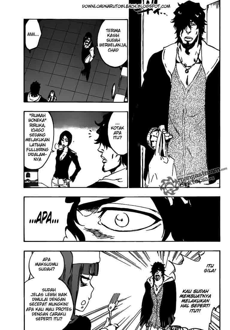 Bleach 435 page 14...