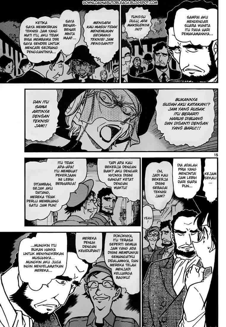 Detective Conan 764 Page 15