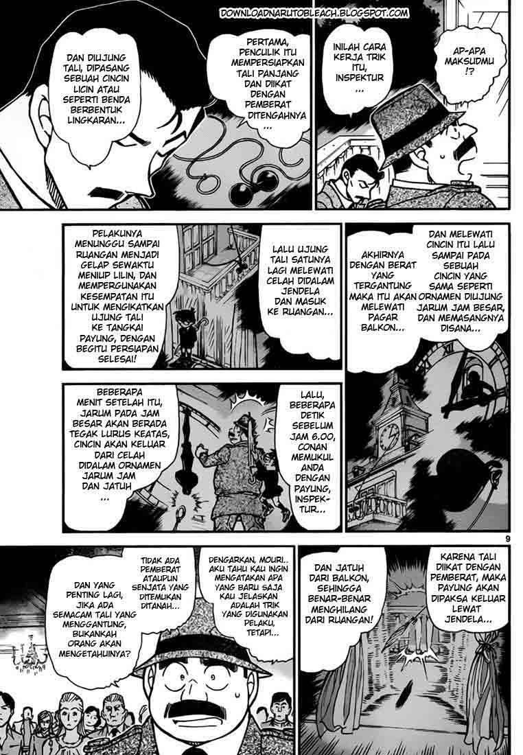 Detective Conan 764 Page 9