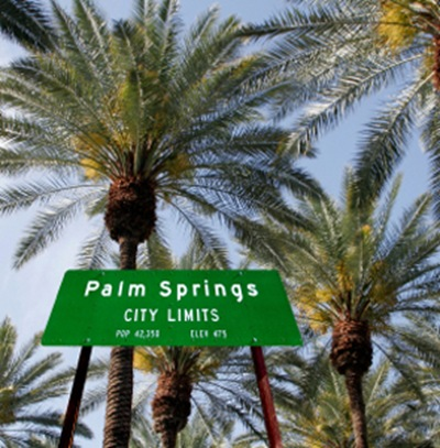 palm spings