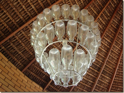 bottle chandelier 2