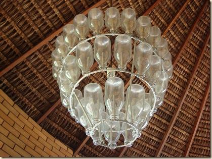bottle chandelier 2