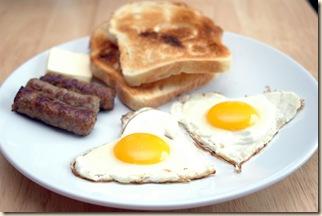 heart eggs 2