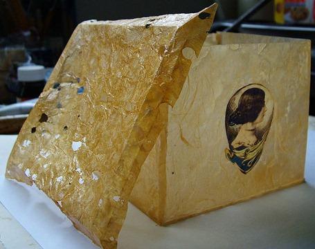 wax box