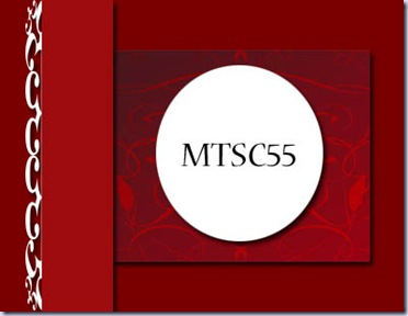 MTSC55