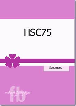 HSC75 sketch