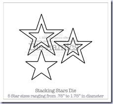 Stacking Stars Die-namics