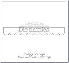Simply Scallops Die-namics