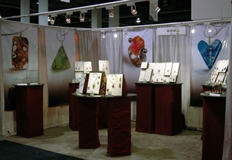 Cellar Art ACRE Booth