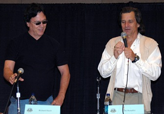 Dragon*Con 2009 - Richard Hatch & Dirk Benedict