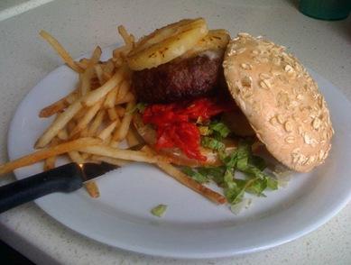 Counter Burger