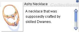 Ashy Necklace