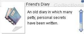 Friend's Diary