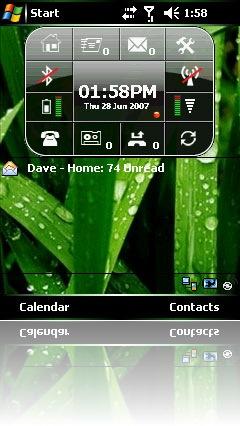 DejSoft Tema  para Windows mobile 5
