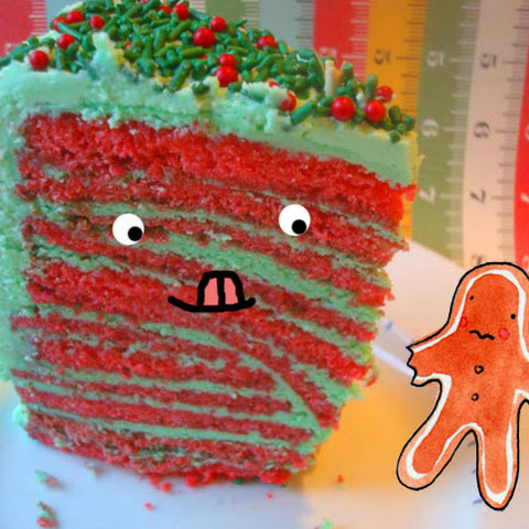 12-Layer Holiday Cake