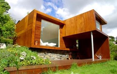 Rumah bergaya minimalis