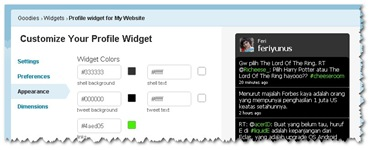 customize-twitter-widget