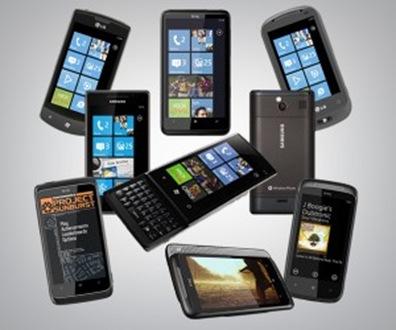 Ponsel Cerdas OS Windows Phones 7