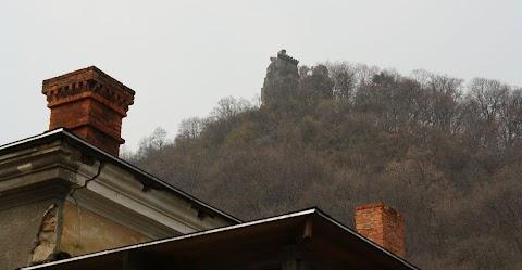 hrad Slanec, Slanec