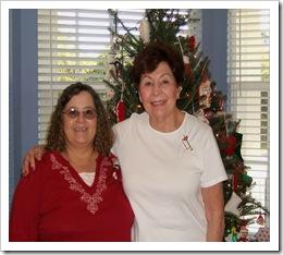 Gilda and Marty Christmas 2008
