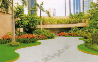 jual material drainase roof garden 0812 108 3060